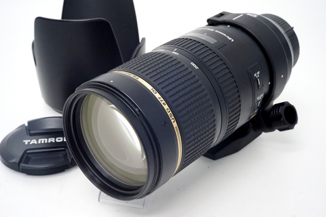 タムロン SP 70-200mm F/2.8 Di VC USD Model A009 レンズ